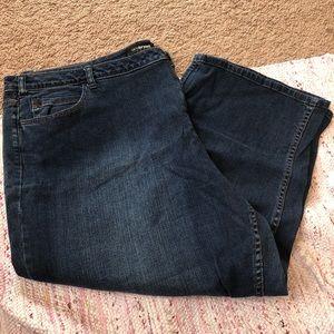 Lane Bryant Capri pants  - size 26